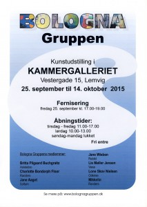 Plakat Kammergalleriet