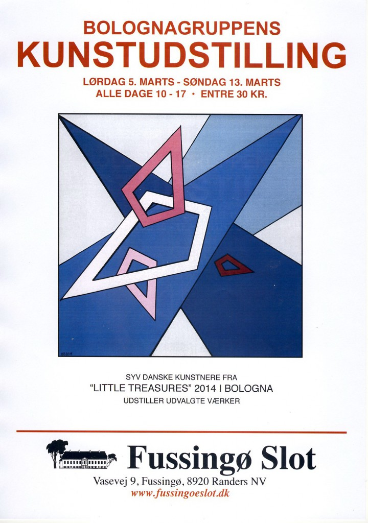 Fussingø-plakat